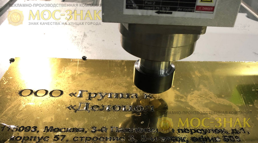 Фрезеровка металла на ЧПУ на заказ в Москве
